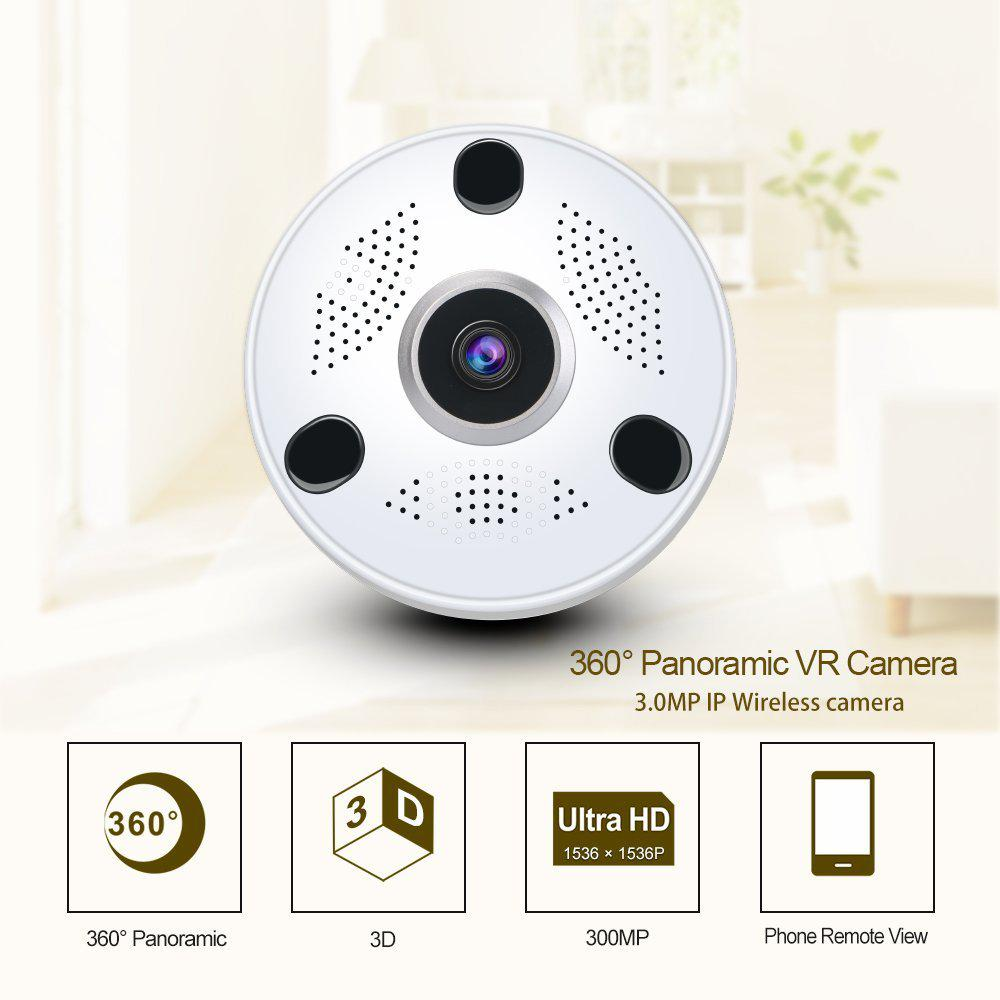 WiFi IP камера видеонаблюдения Anni с функцией ночного видения