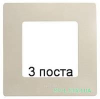 Рамка Etika 3-я (слоновая кость) 672513