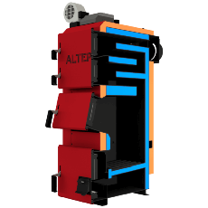Отопительный промышленный котел Альтеп Duo Plus 200 квт, фото 3