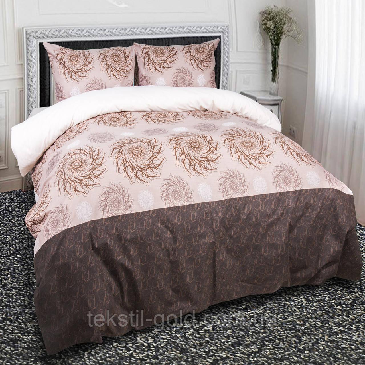 Комплект постельного белья 956 «Шейла» ТМ ТЕП (Украина) бязь полуторный