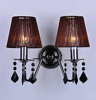 Бра на две лампы