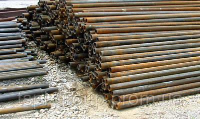 Трубы стальные сварные водогазопроводные (ГОСТ 3262-75).