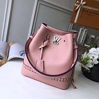 Женская сумка Louis Vuitton с плетением, фото 1