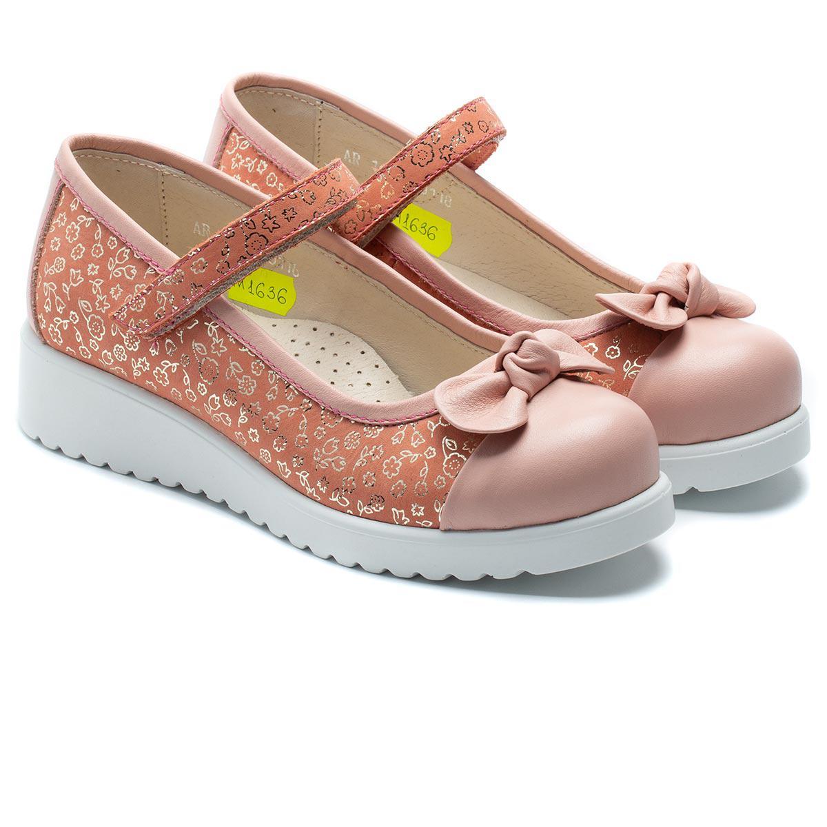 Школьные ортопедические туфли FS Сollection для девочки, размер 32