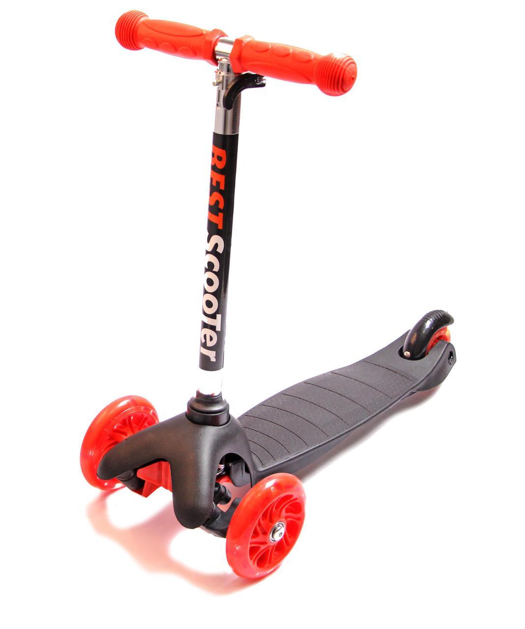 Самокат детский SD Best Scooter Mini BLACK