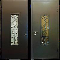 """Входная стальная дверь """"Вэст-Нова"""" Двери Платинум"""