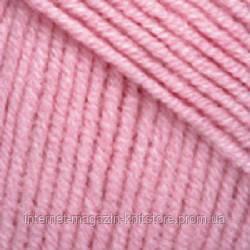Пряжа YarnArt Jeans Розовый