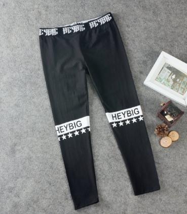 Ghetto Goth Swag мужские леггинсы со звездами Hey Big под шорты, фото 2
