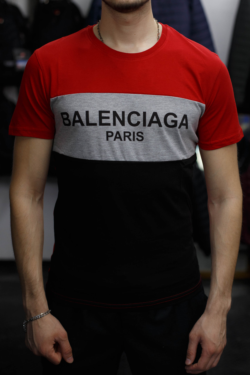 Мужская футболка Balenciaga