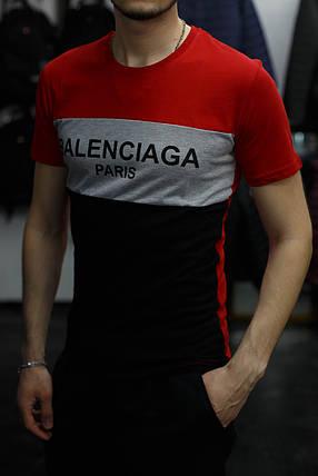 Мужская футболка Balenciaga, фото 2