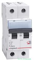 Автоматический выключатель RX3 2-полюсный 16А 419697