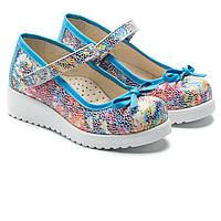 Нарядные ортопедические туфли FS Сollection для девочки, размер 26