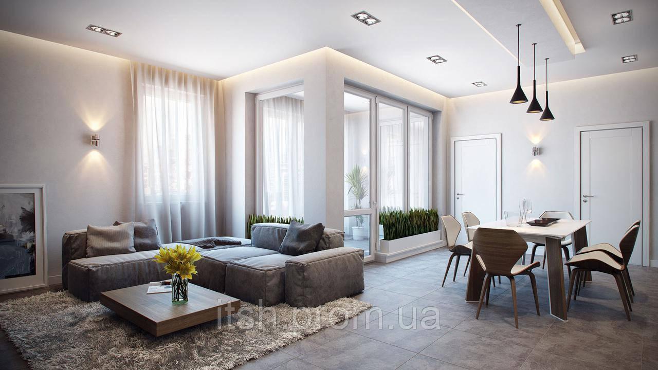 Монтаж видеонаблюдения в квартиру, подъезд в Харькове и области