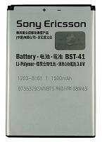 Аккумулятор Sony Ericsson BST-41, original, 1500 mAh /АКБ/Батарея/Батарейка /сони эриксон / BST41 / BST 41