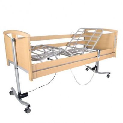 Ліжко функціональна медична 4-х секційна з посиленим ложем OSD-9510 (для лежачих хворих, інвалідів)
