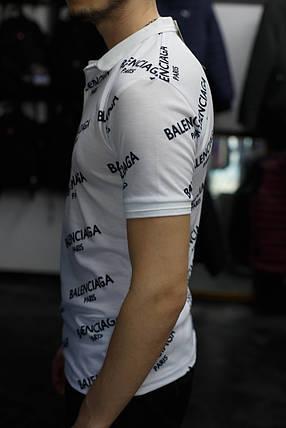 Мужская тенниска Balenciaga Paris, фото 2