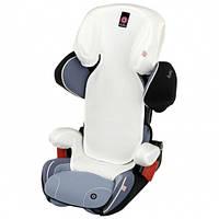 Летний защитный чехол kiddy becool для автокресла Cruiser / цвет: белый