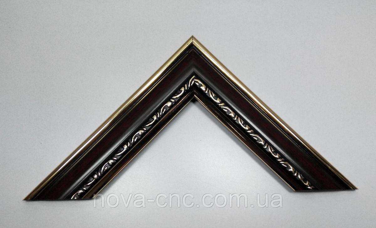 Багет пенополугетановый для картин і дзеркал 154