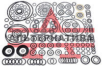 Кольцо резиновое 080-090-58  ГОСТ 9833-73