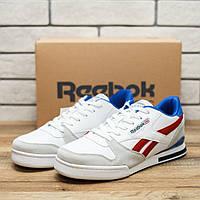 Кроссовки мужские Reebok Classic 20241 рибок белые обувь Реплика