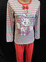 Пижамки в полоску для молодежи., фото 1