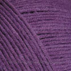 Пряжа YarnArt Jeans Фиолетовый
