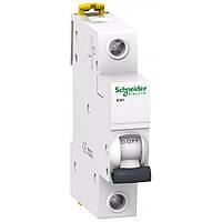 Автоматический выключатель 1 полюс 6А Acti9 Schneider Electric