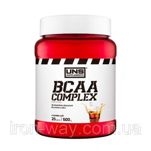 UNS BCAA Complex 500 g (Яблуко-мята)