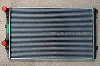 Радиатор охлаждения Skoda Octavia A5 1.4-2.0; 1,9-2.0TDI 1K0121253AB