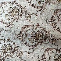 Мебельная ткань гобелен перетяжка мягкой мебели стульев ширина 150 см сублимация 2029