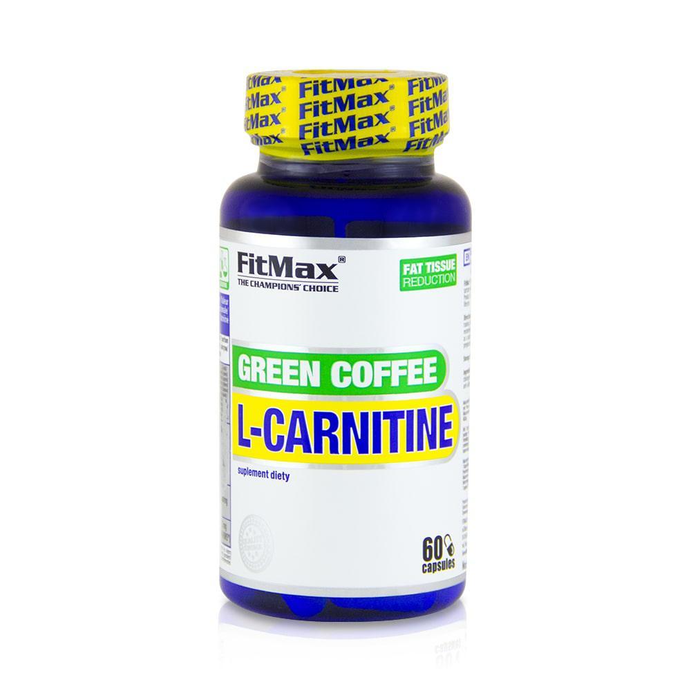 Жіросжігателя В Green Coffee L-Carnitine caps 60