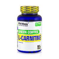Жиросжигатель FitMax Green Coffee L-Carnitine 90 caps