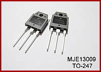 MJE13009, транзистор, n-p-n.