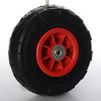 Надувные резиновые колеса d=240 мм 4шт. электромобиля универсальные для легкового электромобиля