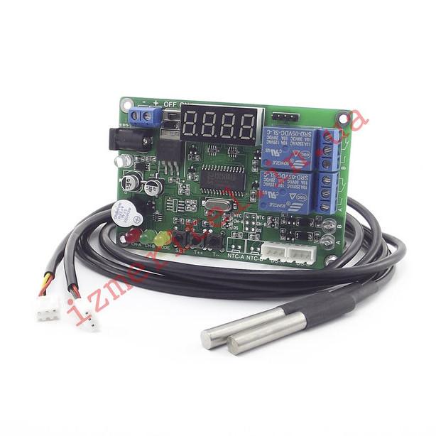 Терморегулятор для солнечного контроллера