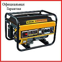 Генератор бензиновый Sigma 2.5/2.8кВт 4-х тактный ручной запуск (5710221)