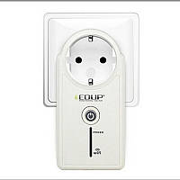 Wi-Fi розетка Wall Socket Remote Style Controlled Via  Internet LAN Control iOS Android Support
