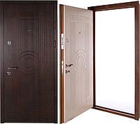 """Входная стальная дверь """"Триумф"""" Двери Платинум"""