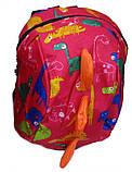 """Рюкзак дитячий тканинний """"Динозавр"""", фото 2"""