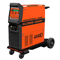 Аргонная сварка Искра Industrial Line ALUMIG-300P