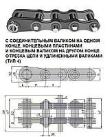 Цепи грузовые пластинчатые G 25-4-25