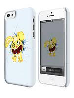 Чехол для iPhone 4/4s/5/5s/5с  happy tree friends заяц