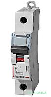 Автоматический выключатель DX3 1-полюсный 20А 407264