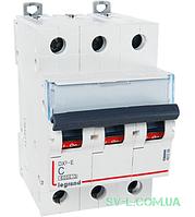 Автоматический выключатель DX3 3-полюсный 40А 407295