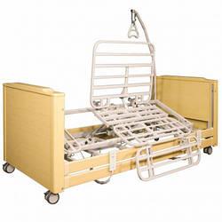 Кровать многофункциональная медицинская 4-х секционная с поворотным ложем OSD-9000 (для лежачих больных)