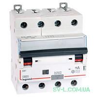 Дифференциальный автомат DX3 10A 30mA 411185