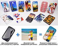Печать на чехле для Huawei U8650 KS Aqua (Cиликон/TPU)