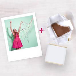 Шоколадные наборы с Вашими фото!