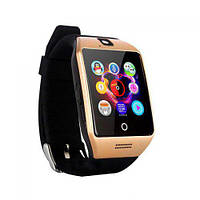 Умные часы Smart Watch GSM Camera Q18 Gold