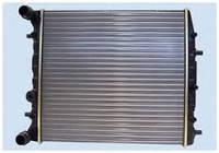 Радиатор Skoda Fabia 1.2-1.4  99- 6Q0121253K